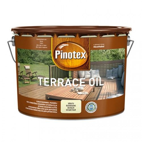 Pinotex Terrace Oil - террасное масло